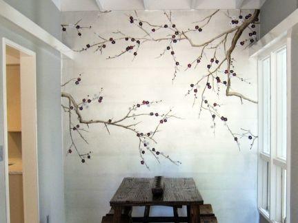 墙绘公司绘制墙体彩绘时对墙面有什么要求?