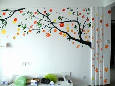 墙体彩绘在选择的时候有哪些技巧呢?