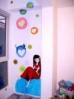 墙体彩绘出现一些误区,这些误区有哪些呢?