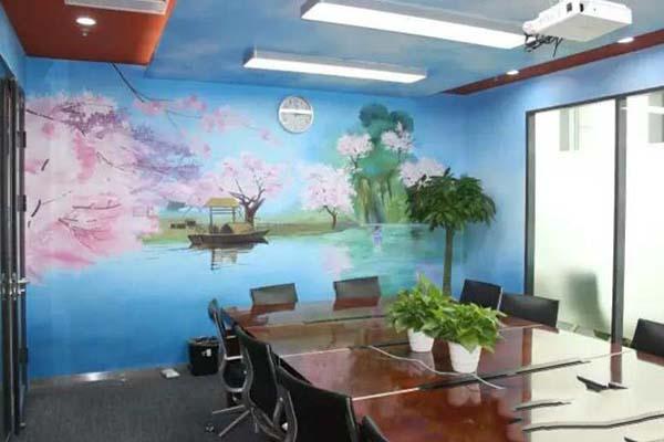 南昌手绘装饰画,南昌涂鸦墙绘,南昌古建彩绘,南昌幼儿园手绘墙画